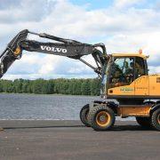 Volvo EW 140